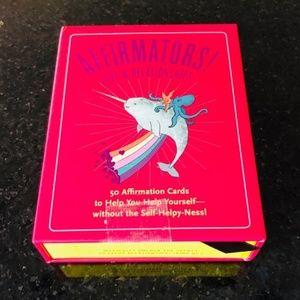 Love & Relationships Affirmators 50 Cards